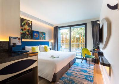 Superior Balcony Room - Hotel Clover Patong Phuket
