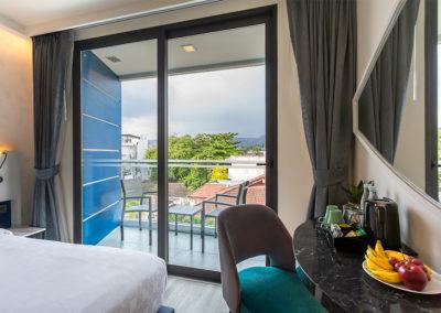 Deluxe Balcony Room - Hotel Clover Patong Phuket