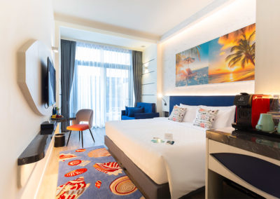 Deluxe Jacuzzi Room - Hotel Clover Patong Phuket