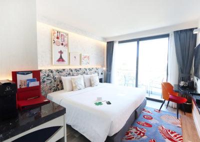 Premier Balcony Room - Hotel Clover Patong Phuket